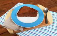 Gâteau moelleux à la crème de marron et chocolat