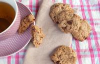 Cookies vegan choco gingembre