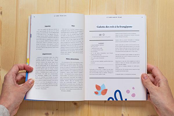 Aperçu recette Guide vegan L214